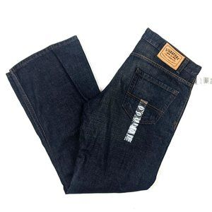 SIGNATURE by Levi Strauss Mens Slim Straight Jeans
